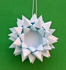 funezcrafts paper chrysanthemum ornament