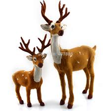 outdoor deer decorations lights card and decore