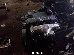 opel frontera engine dalių sąrašas