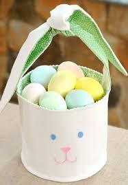 Diy Easter Basket Best 25 Easter Baskets Ideas On Pinterest Easter Projects
