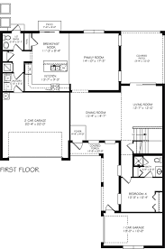 beautiful open 2 892 square foot plan of the roosevelt model this
