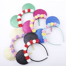 hair bands online shop mouse ears hair bands hoop flower hairband