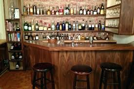 home bar cabinet designs cool bar shelves large wooden home bar cabinet designs with