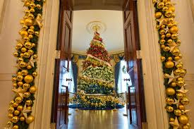 Western Moments Home Decor Inside The 2015 White House Christmas Decorations Created By