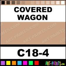 covered wagon interior exterior enamel paints c18 4 covered