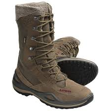 womens boots tex lowa paganella tex hi hiking boots waterproof insulated