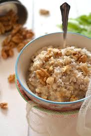 comment cuisiner le d avoine porridge végétal aux flocons d avoine noix et coco les recettes