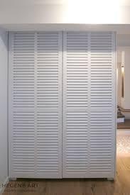 porte de placard chambre merveilleux porte de placard coulissante persienne 19 placard