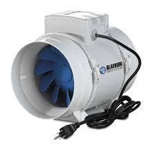 crawl space ventilation fan blauberg turbo inline mixed flow fan 6 inch 250 cfm for sale