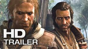 assassin u0027s creed 4 edward kenway story trailer deutsch german