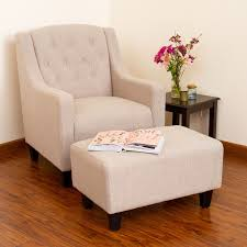 oversized fabric chair with ottoman uncategorized reading chair with ottoman in wonderful ottomans