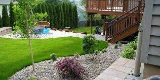 Modern Landscaping Ideas For Backyard Modern House Landscape Design Landscape Design Backyard Pool