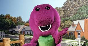 man played barney dinosaur 10 claims
