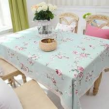 farmhouse style table cloth wfljl tablecloth rural style dining table linen living room