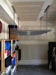garage workshop shelving building garage shelves garage