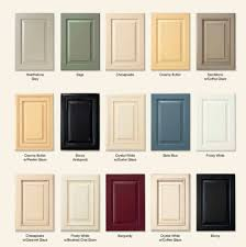 picking kitchen cabinet colors our painted cabinet doors contain 5 levels of paint and top coat