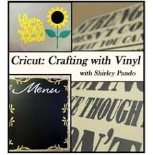 Cricut Craft Room Files - join shirley to design and create most all of the elements for any