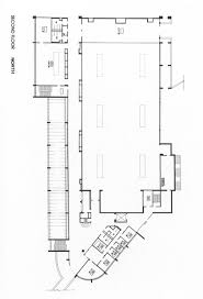 Recreation Center Floor Plan by Student Act Au