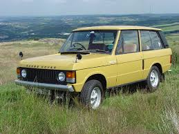 gold chrome range rover mal 715p 1976 range rover classic bahama gold a photo on