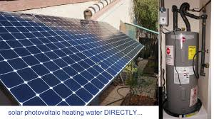 pv electric 1 3kw solar panels pv to heat water directly solar pv electric