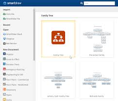 family tree template free online family tree maker u0026 download