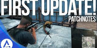 pubg update pubg xbox weekly update 1 patch notes best pubg guides news