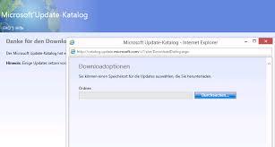 si e de microsoft microsoft update katalog funktioniert nicht windowspro