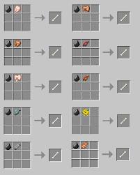 Map Crafting Recipe Craftable Nether Star Mod 1 8 9 1 7 10 9minecraft Net