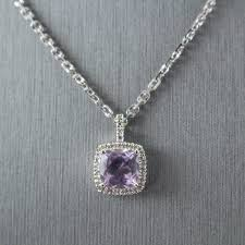 necklace with purple stone images Skillful purple stone necklace amazon com set meaning silver uk jpg