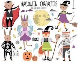 cute halloween clipart halloween clipart cute halloween clip art set holiday clipart