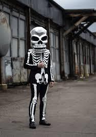 Skeleton Masks For Halloween by