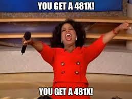 Troline Meme - since oprah is giving everyone a proline 481x streetoutlaws