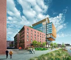 general electric headquarters renderings lack a parking garage general electric headquarters renderings lack a parking garage