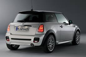 starting march 2011 as of march 2011 mini john cooper works and