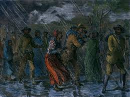 Underground Railroad Map The Underground Railroad Teaching Guide Scholastic
