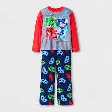 boys pj masks two pajama set blue target