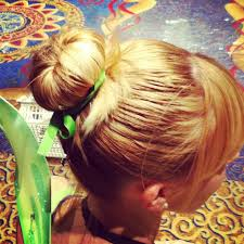 tinkerbell hairstyle becoming tinkerbell