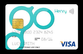 prepaid credit cards for kids go henry free 10 2 months free plus free contactless card