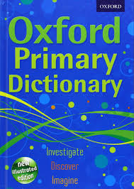 Oxford Dictionary Oxford Primary Dictionary 9780192732637 Oxford