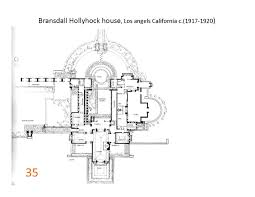hollyhock house 28 hollyhock house plan hollyhock house plan viewing