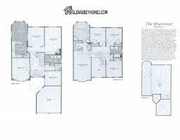 Briarwood Homes Floor Plans Builders U2013 Glen Abbey Homes