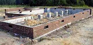 new home foundation foundations for your new home what kind of foundation is best