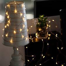 Innotree USB LED Starry String Lights Warm White Waterproof Decorativ