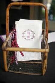 Basket For Wedding Programs Wedding Programs Examples On Wedding Programs Sample Front Wedding