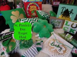 Target Wreaths Home Decor Target St Patrick U0027s Day Home Decor Dollar Spot Haul Youtube