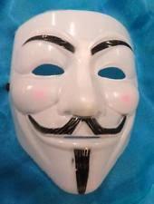 V For Vendetta Mask V For Vendetta Mask Masks Ebay