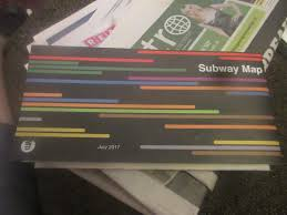 Mta Info Subway Map by Changes In The July 2017 Subway Map New York City Subway Nyc