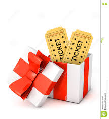 gift tickets stock illustration image of ticket wrapping 72794731