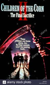 Last Poster Wins Ii New - children of the corn ii the final sacrifice poster art 1993 stock