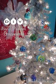 12 days of diy ornaments day 12 hand painted ornaments u2013 the